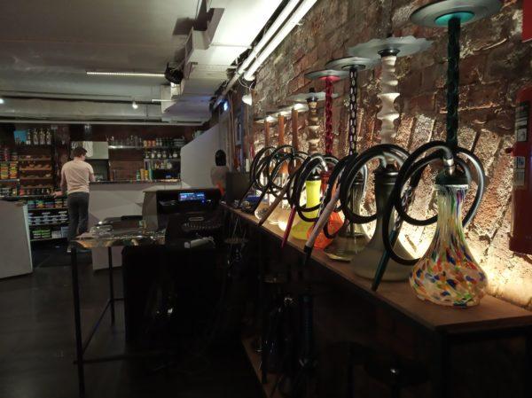 Лаунж-бар, ночной клуб