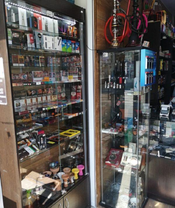 Магазин табака на рынке, прибыль от 100 000 р
