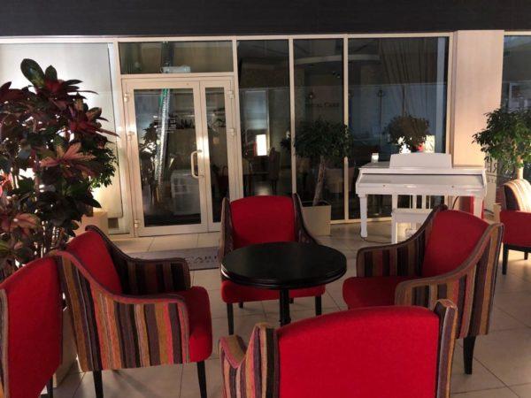 Кофейня известной сети в БЦ «Олимпик Холл»