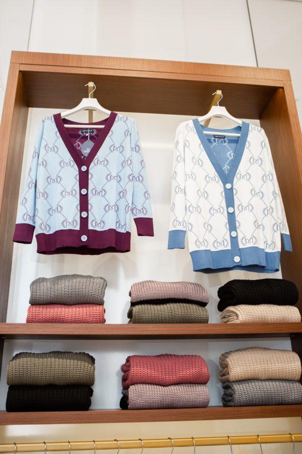 Производство и бутик одежды, собственный бренд