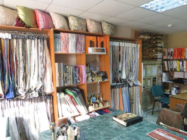 Студия текстильного дизайна и декора окон Куркино