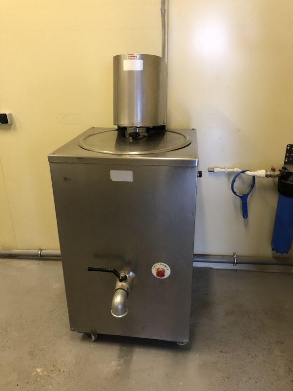 Производство вафельных стаканчиков