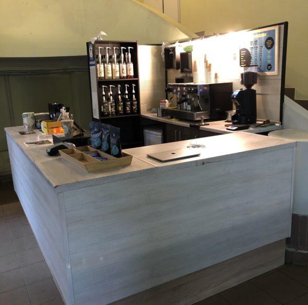 Маленькая успешная кофейня