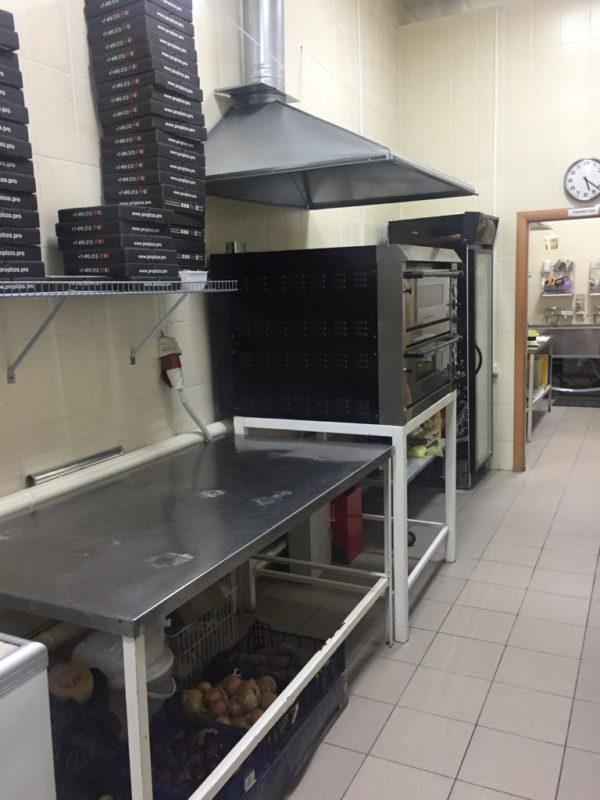 Доставка итальянской кухни