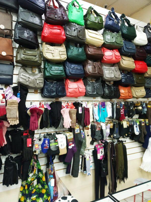 Магазин обуви и трикотажа на 1-й линии домов