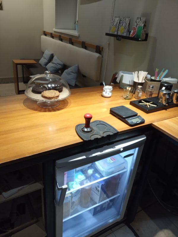 Кофейня с посадочными местами
