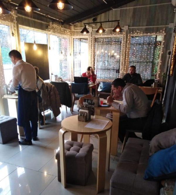 Кафе-ресторан в ЦАО