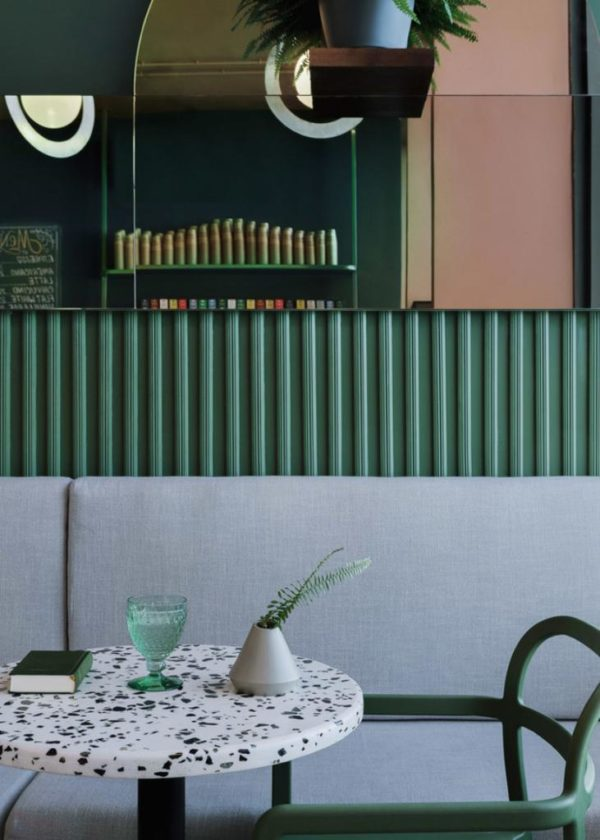 Кофейня на Воробьевых горах