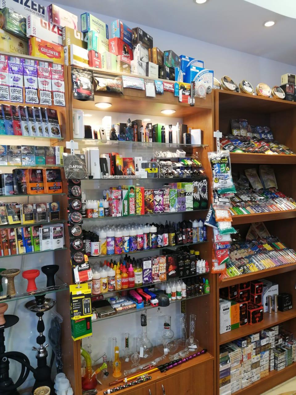 Продажа табачных изделий в магазинах егошка купить электронная сигарета