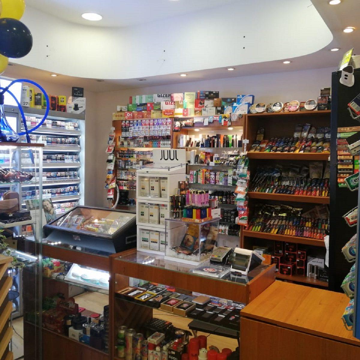 магазин метро табачные изделия