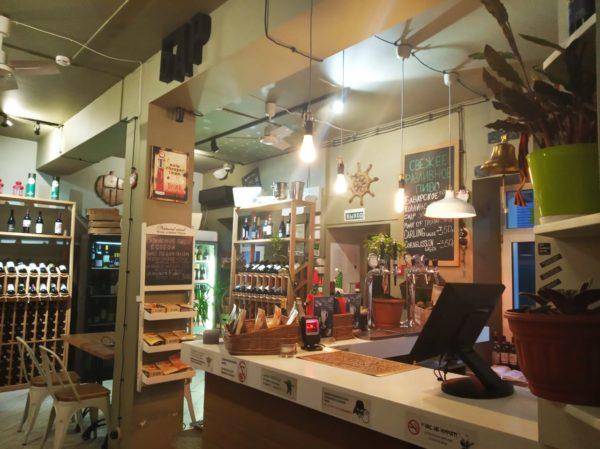 Кафе на Садовом кольце