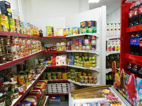 Магазин продуктов, чистая прибыль 150 000 р/м
