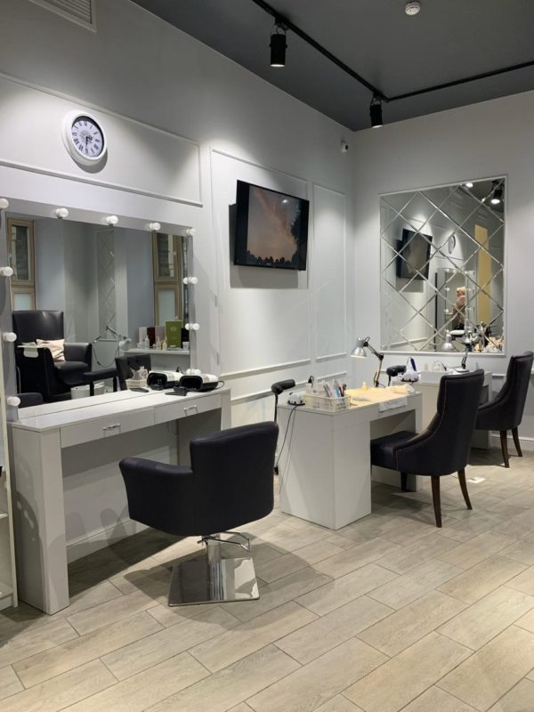 Салон красоты в ЖК бизнес-класса