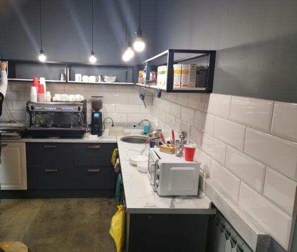 Кафе-кулинария в БЦ на 5000 человек