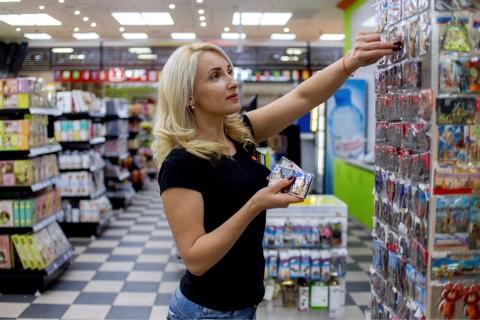Сеть минимаркетов, прибыль 4 360 000 р.